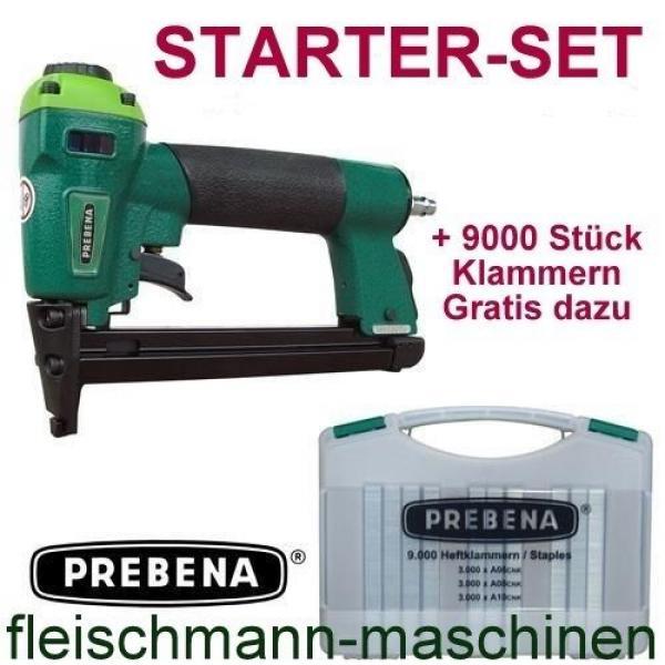 Prebena Heftklammern A-Box 9000 Stück Type A